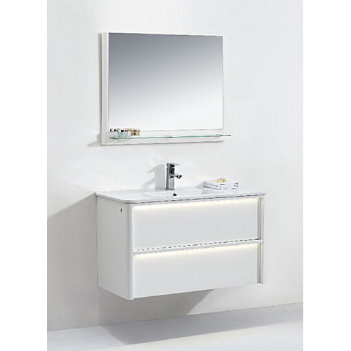 Bathroom vanity and cabinet set bgss077 800 light up for Bathroom cabinet 800